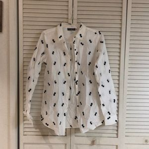 Karl Lagerfeld long sleeve button up